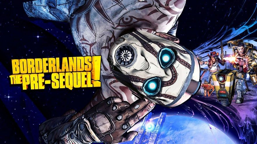 Borderlands The Pre Sequel Remastered