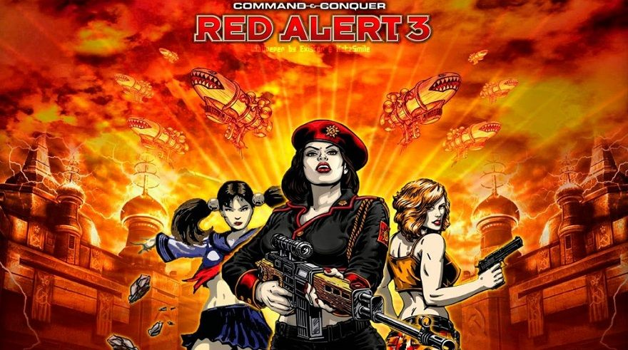 Command Conquer: Red Alert 3