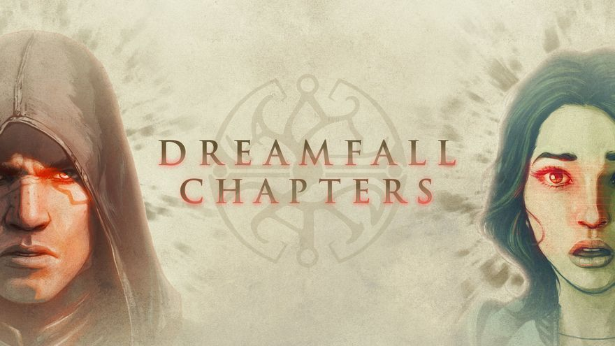 Dreamfall Chapters: The Longest Journey - Books 1 - 5