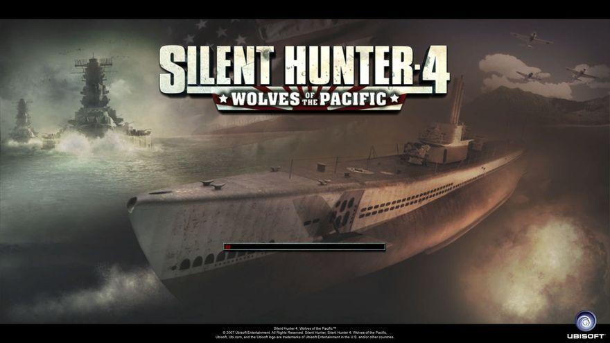 Silent hunter 4: wolves of the pacific скачать торрент на компьютер.