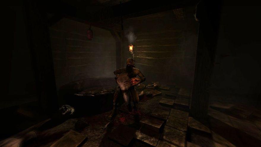 Amnesia: The Dark Descent скачать торрент на компьютер