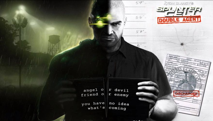 Tom Clancy`s Splinter Cell - Double Agent