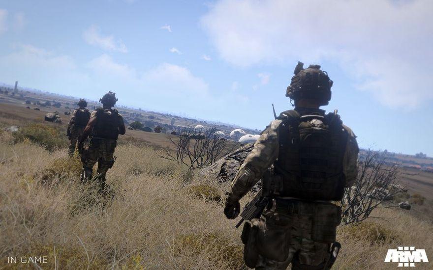 Arma 3 скачать торрент multiplayer