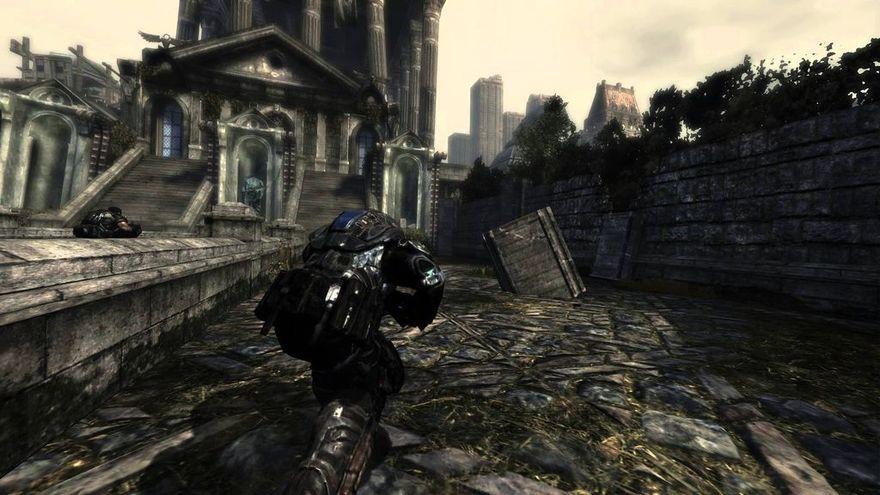 Gears of War скачать торрент на компьютер