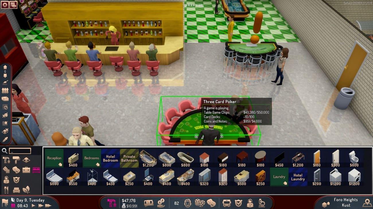 симулятор казино