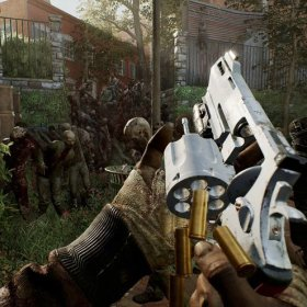 Overkill's The Walking Dead 3