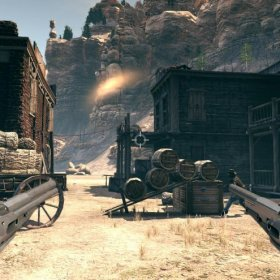 Call of Juarez Bound in Blood 1