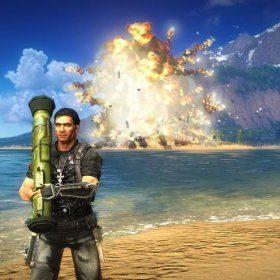 Just Cause 2 2