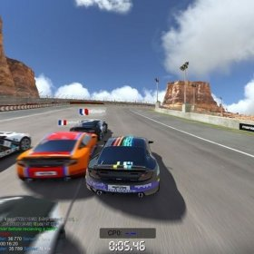 TrackMania 2 Canyon 3