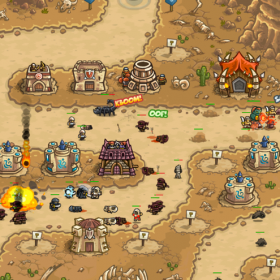 Kingdom Rush Frontiers 1