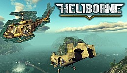 Heliborne Red Dragon Edition