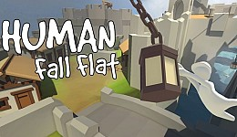 Human: Fall Flat + Happy + Dark