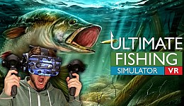 Ultimate Fishing Simulator VR