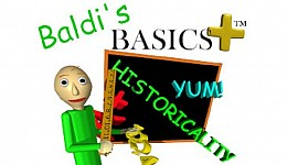 Baldi's Basics Plus