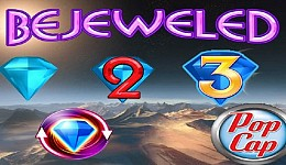 Bejeweled Deluxe + Bejeweled Deluxe 2 + Bejeweled 3 + Bejeweled Twist