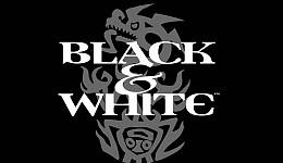 Black & White Gold