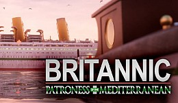 Britannic: Patroness of the Mediterranean