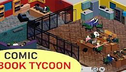 Comic Book Tycoon