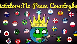 Dictators:No Peace Countryballs