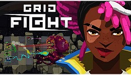 Grid Fight - Mask of the Goddess