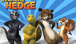 Лесная Братва (Over the Hedge)
