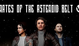 Pirates of the Asteroid Belt VR