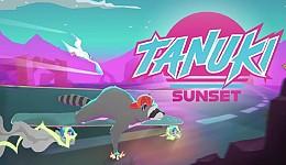 Tanuki Sunset