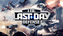 The Last Day Defense VR