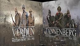 Verdun + Tannenberg